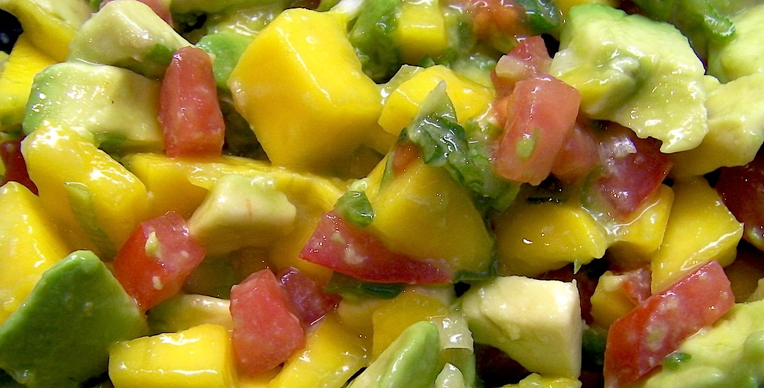 mango and avocado salsa 1 avocado cubed $ 88 also on sale today i ...