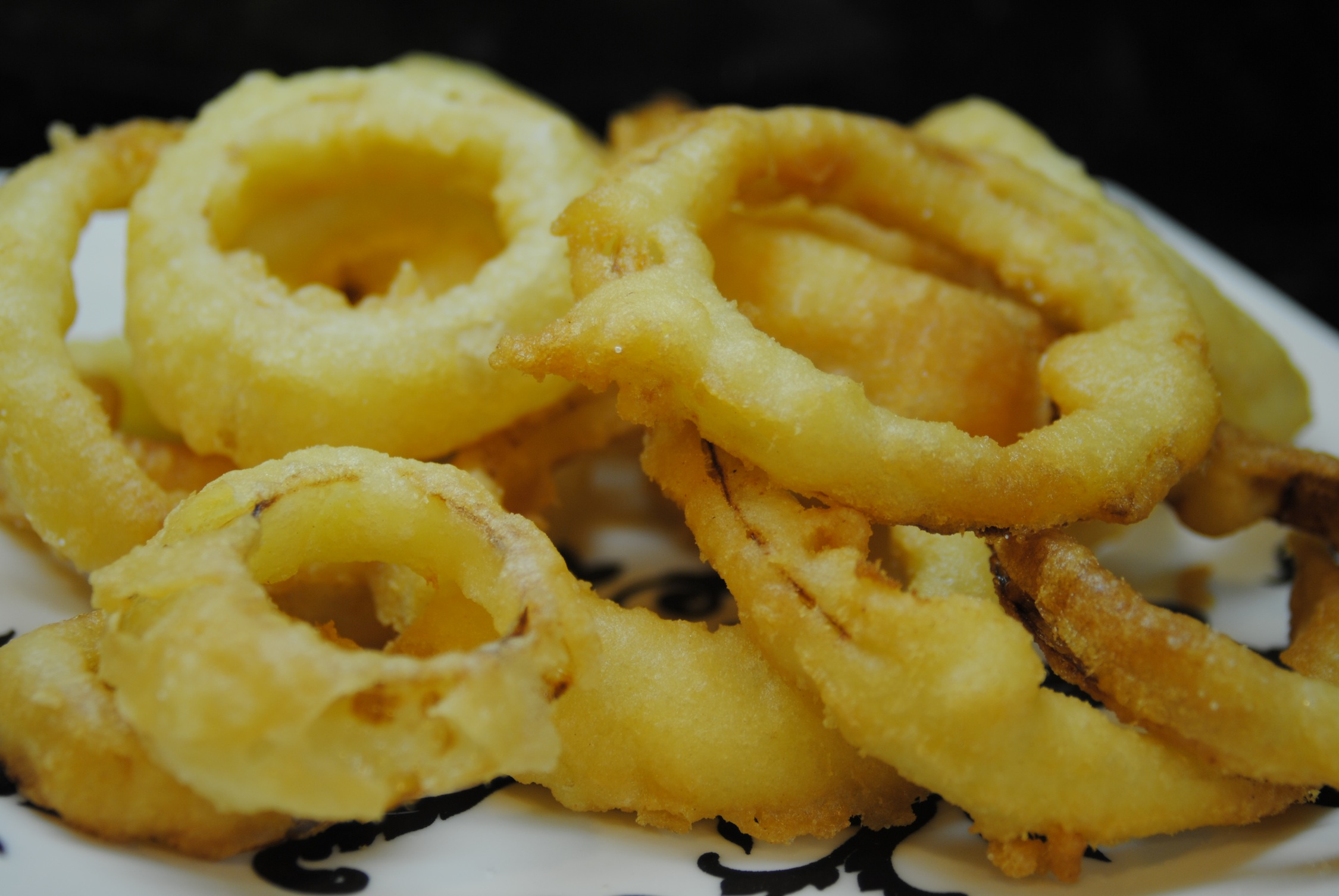 ... Panko Crusted Catfish & Beer Battered Onion Rings - $10 buck dinners