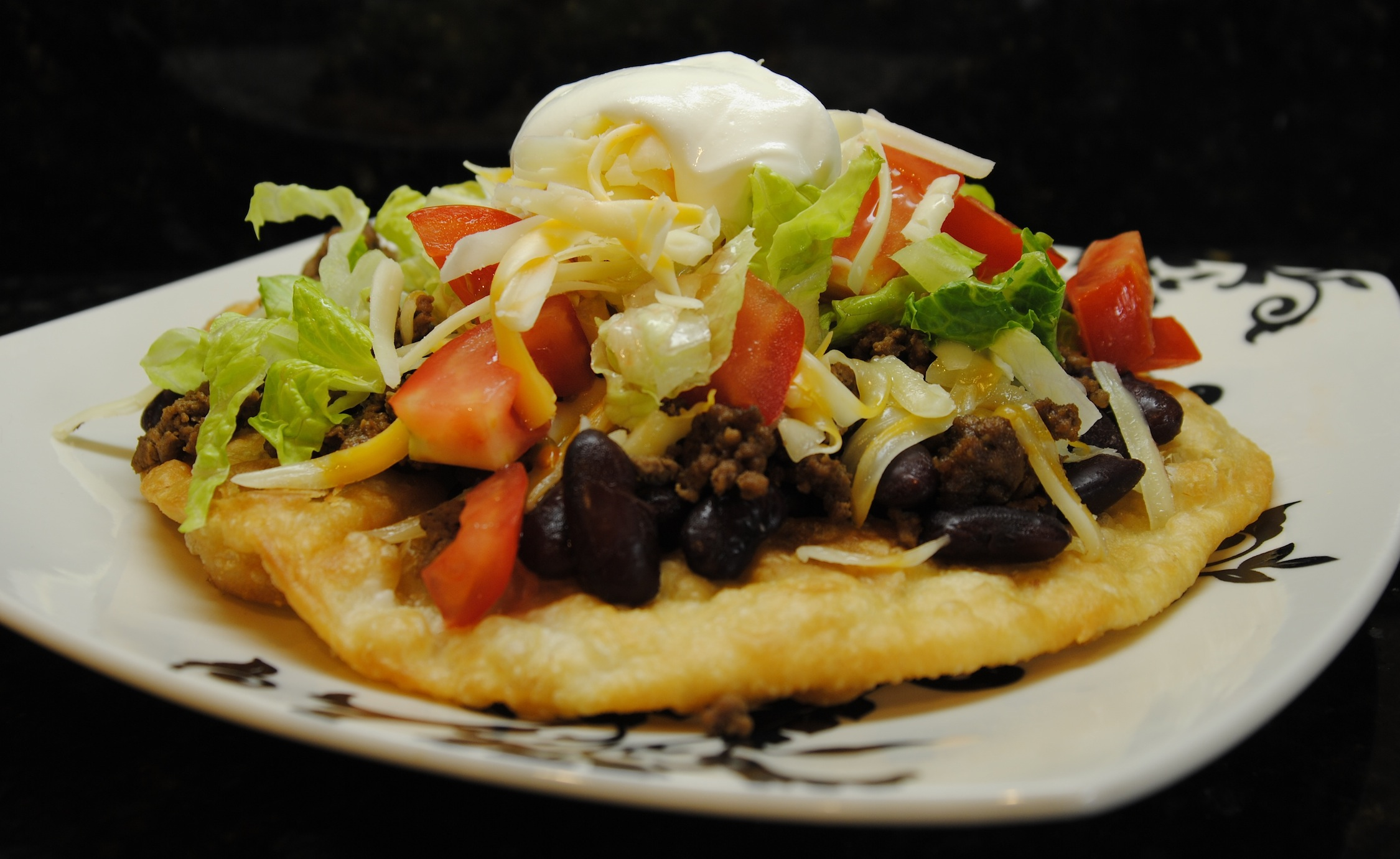 10 buck dinners 187 blog archive 187 oh boy it s navajo taco time